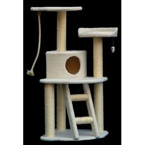 Bungalo Sherpa Cat Condo Tower