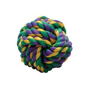 Multi Pet Nuts For Knots Rope Ball