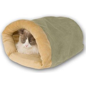 Thermo Crinkle Heated Pet Bed